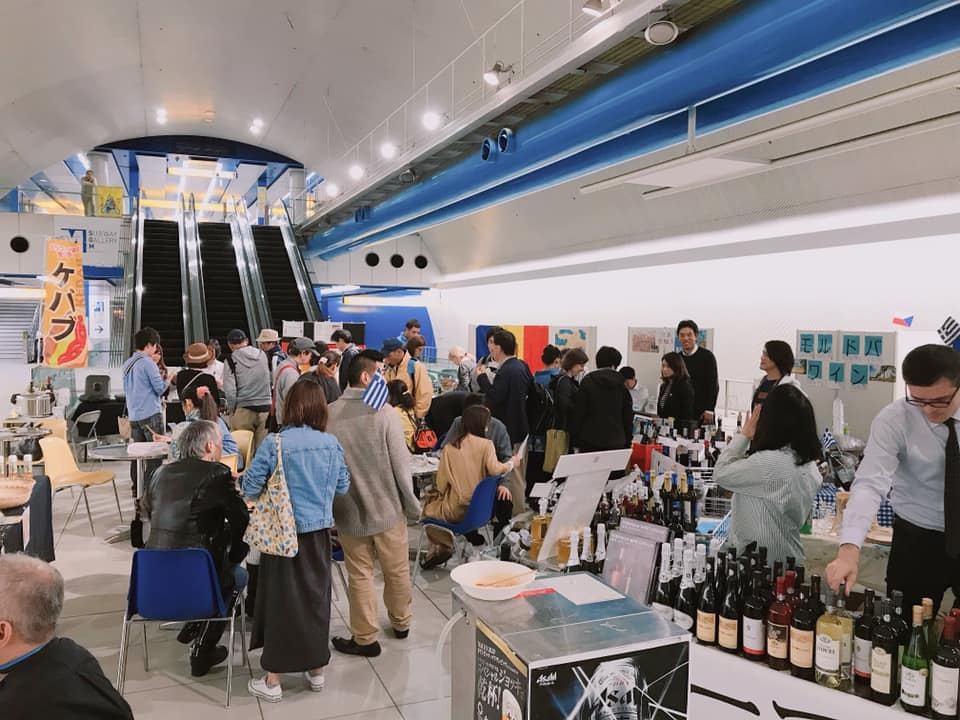 古本ワインフェスタ201912
